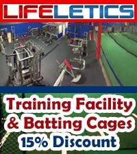 LIFELETICS TRAINING FACILITY AND BATTING CAGES