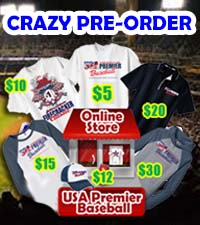 OFFICIAL TOURNAMENT MERCHANDISE PRE-ORDER CRAZY SPECIALS